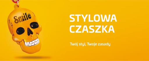 """Breloki """"STYLOWA CZASZKA"""""""